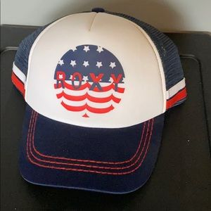 Roxy Stars 'n Stripes Ball cap